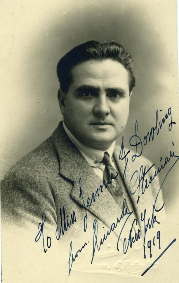 Riccardo Stracciari, (1875-1955)