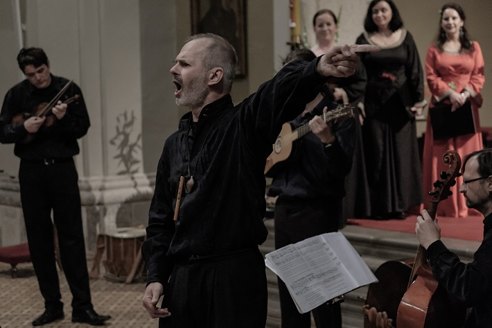 Košická hudobná jar 2015, Ritornello, Gregoriana, foto: Jaroslav Ľaš