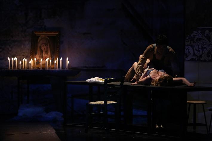 Šperky Madony, Opera SND, (2015), foto: Jozef Barinka