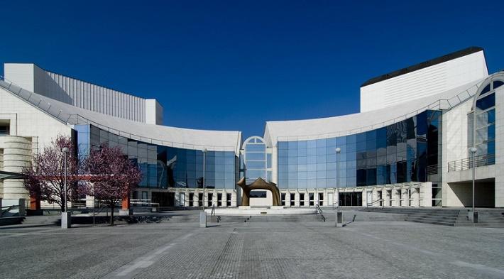 Slovenské národné divadlo, nová budova