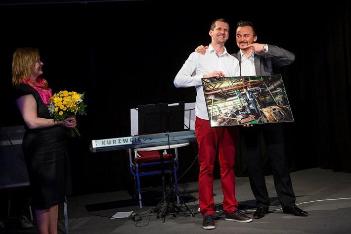 Music In Pictures 2014, Výstava fotografií Zdenka Hanouta, foto: Pavol Papač