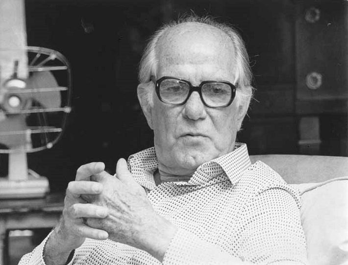 Xavier Montsalvatge, (1912-2002), foto: Pau Barceló