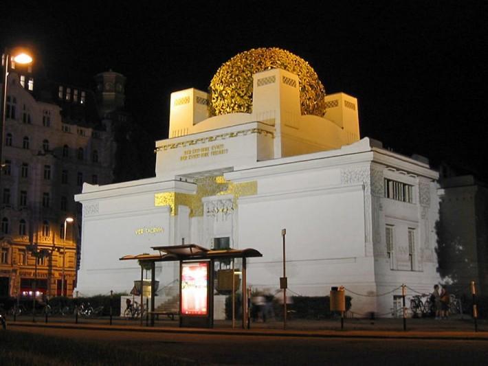 Zlatá kupola vo Viedni