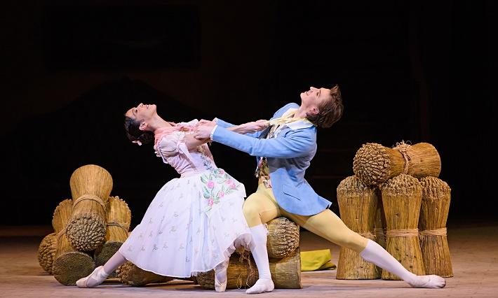 Zle strážené dievča, Balet Royal Opera House, foto: Tristram Kenton/ROH 2010