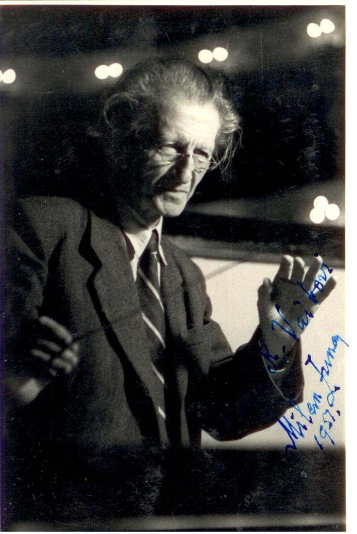 Milan Zuna (1881 – 1960), foto: Archív SND