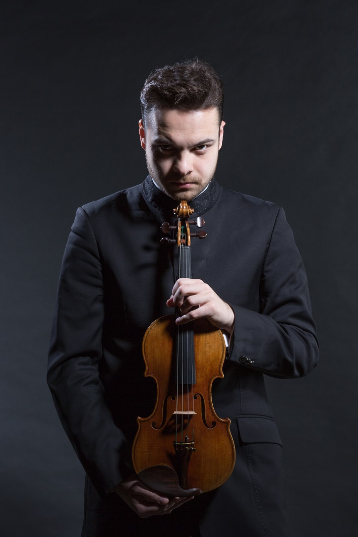 Dalibor Karvay foto Vladimir Yurkovic