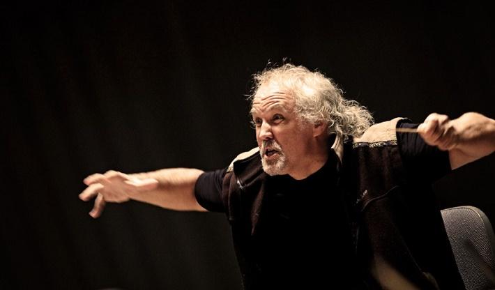 Dirigent Donald Runnicles, foto: Drew Farrell