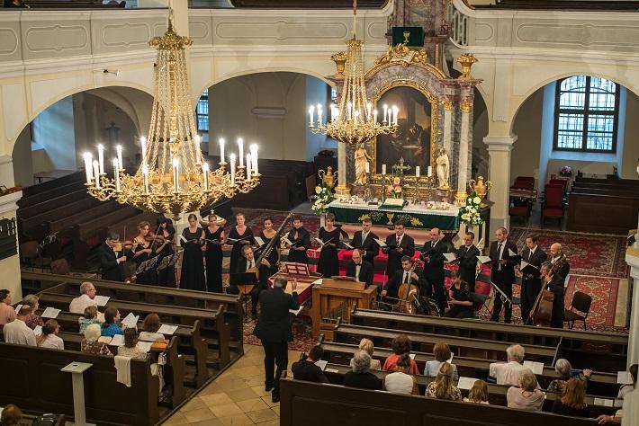 Dni starej hudby 2015, koncert Dvaja Bachovia, foto: Richard Benka-Rybár