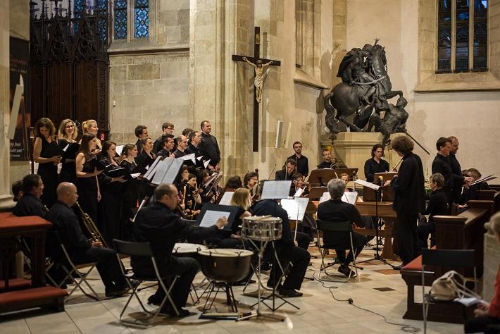 Dni starej hudby 2015, koncert G. F. Händl: Judáš Makabejský, foto: Richard Benka-Rybár
