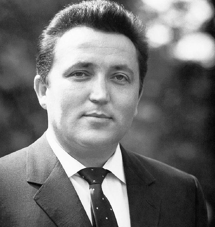 Fritz Wunderlich, (1930-1966)