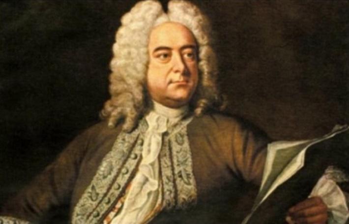 Georg Friedrich Händel, (1685-1759)