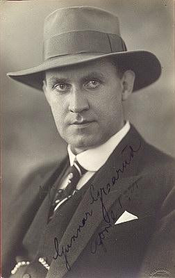 Gunnar Graarud, (1886-1960)