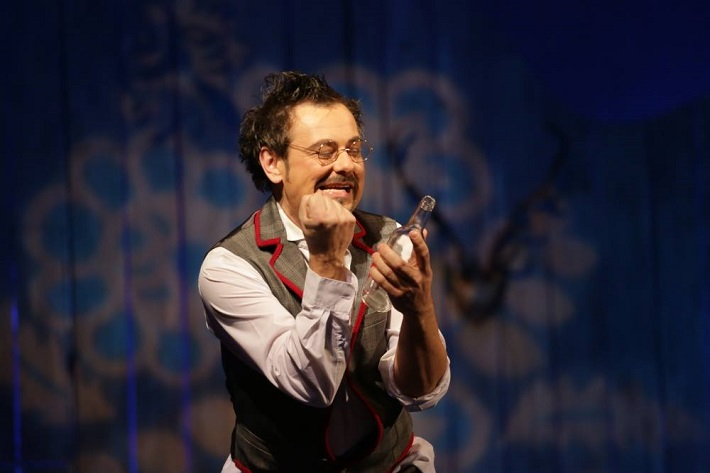 Hrnčiarsky bál, Štátna opera Banská Bystrica, Šimon Svitok (Šándor), foto: Jozef Lomnický
