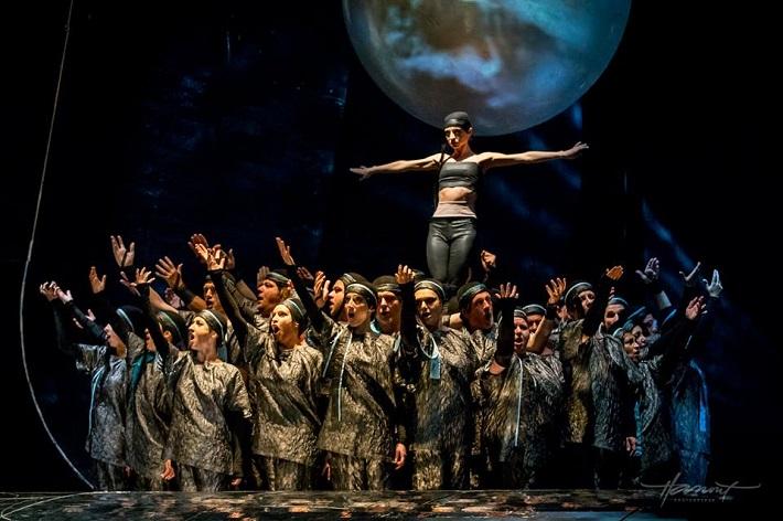 Lovci perál, Štátna opera Banská Bystrica, Zbor a Balet ŠO, foto: Zdenko Hanout