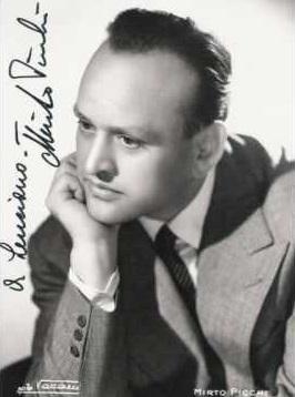 Mirto Picchi, (1915-1980)