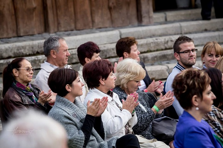 Príďte za operou II. Koncert mladých talentov, amfiteáter Starý Klíž, foto: Zdenko Hanout