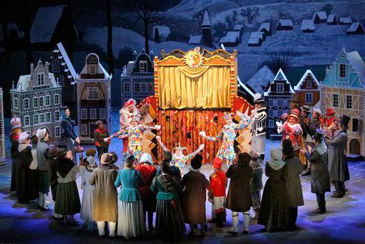 Snehová kráľovná, Bolšoj Teater, (2014), romantická verzia opery