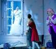 Snehová kráľovná, opera pre deti v Eisenstadte, foto: Roland Schuller