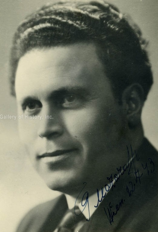 Todor Mazarov, (1907-1975)