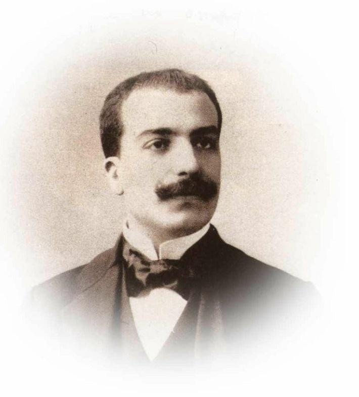 Umberto Giordano, (1867-1948)