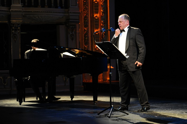 Voci da camera, Opera SND, (2015), Branko Ladič, Sergej Tolstov, foto: Alena Klenková