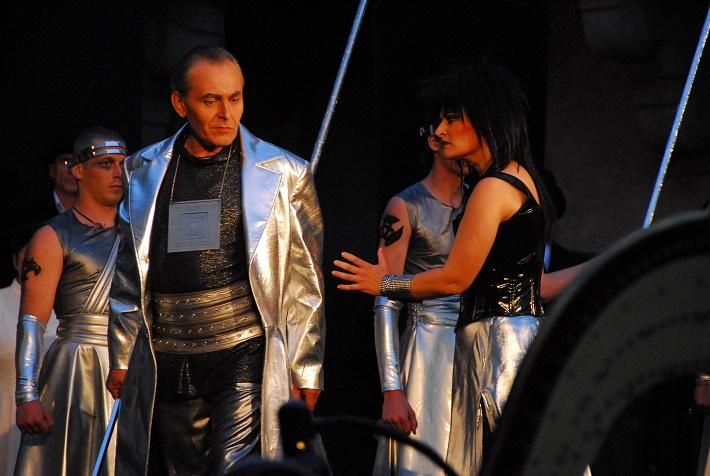 Zámocké hry zvolenské, 2010, G. Verdi: Nabucco Boris Statsenko, foto: Archív ŠOBB