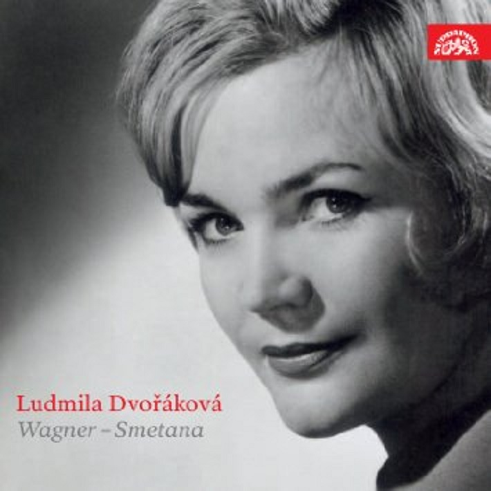 CD Ludmila Dvořáková, Wagner - Smetana