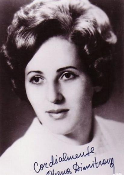 Ghena Dimitrova, (1941 - 2005)