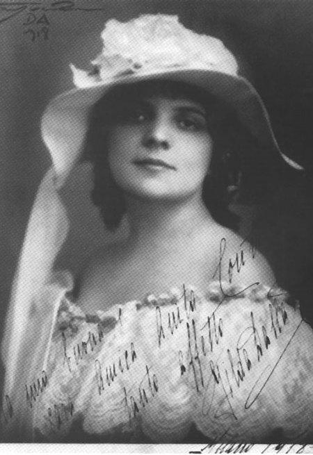Gilda della Rizza, (1892 -1975)