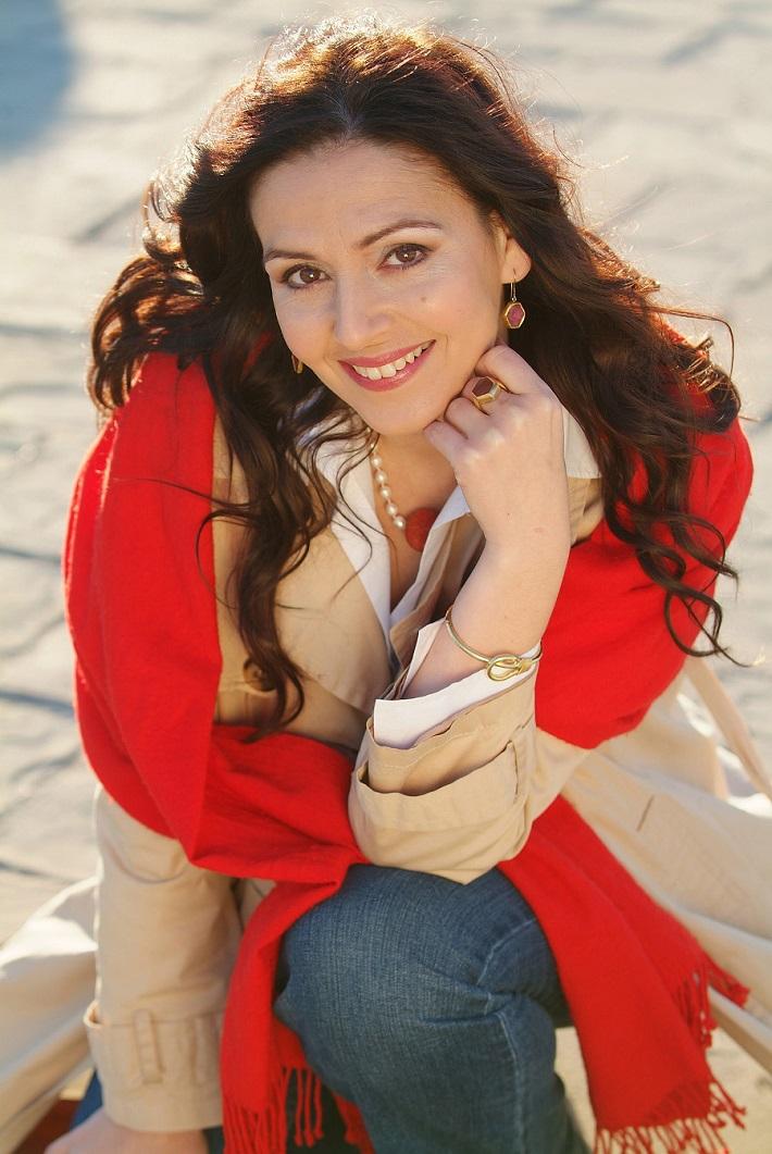 Jedna z predstaviteliek Tosky, grécka sopranistka Alexia Voulgaridou