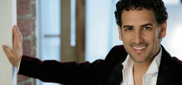 Juan Diego Flórez, foto: www.juandiegoflorez.com