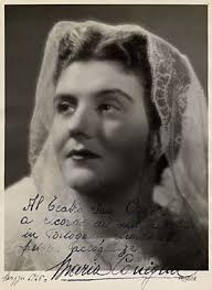 Maria Caniglia, (1905 – 1979)