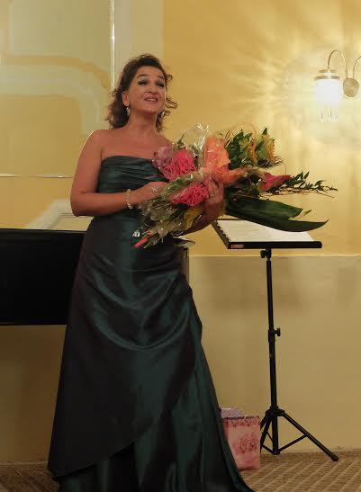 Marianna Pillárová (soprán)