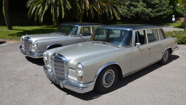 Oba Mercedesy na dražbe v Monaku, foto: internet