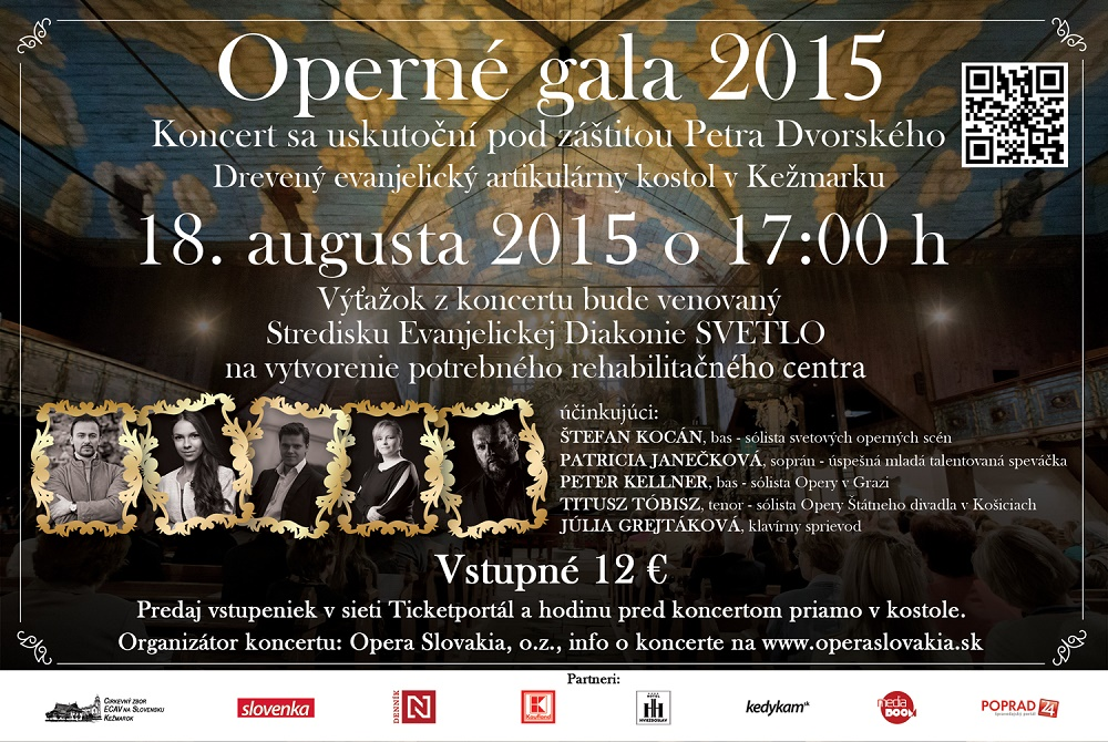 Operné gala 2015