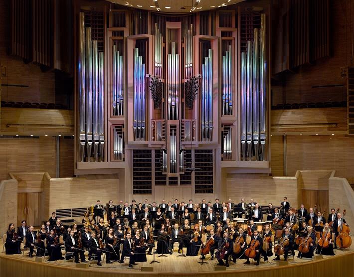 Symfonický orchester mesta Moskvy – Ruská filharmónia