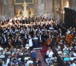 Šengenský poludník 2015,  Záverečný koncert, foto: Bohdan Dohovič