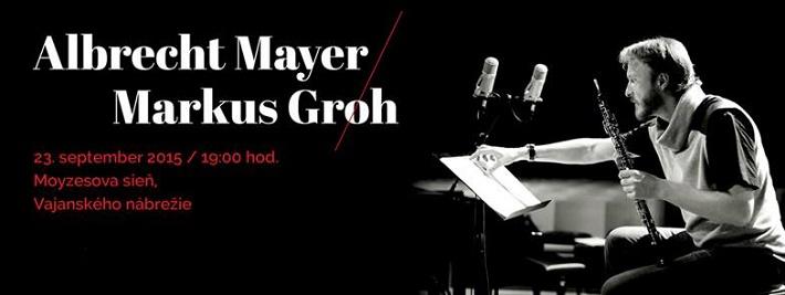 Albrecht Mayer v Bratislave