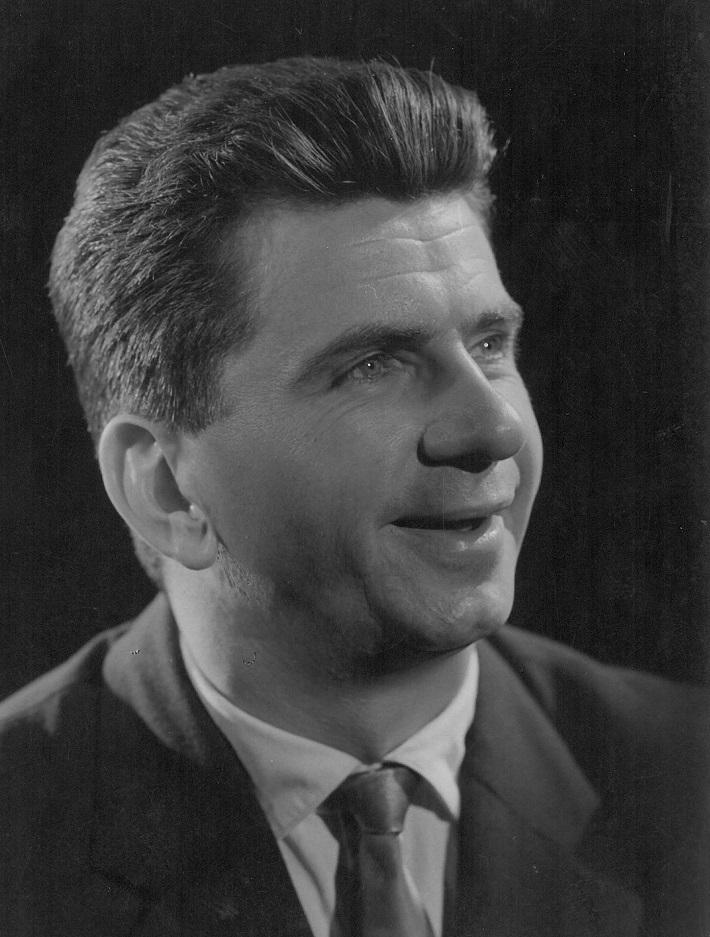 Andrej Bystran, (1925 – 2006), foto: Archív DÚ