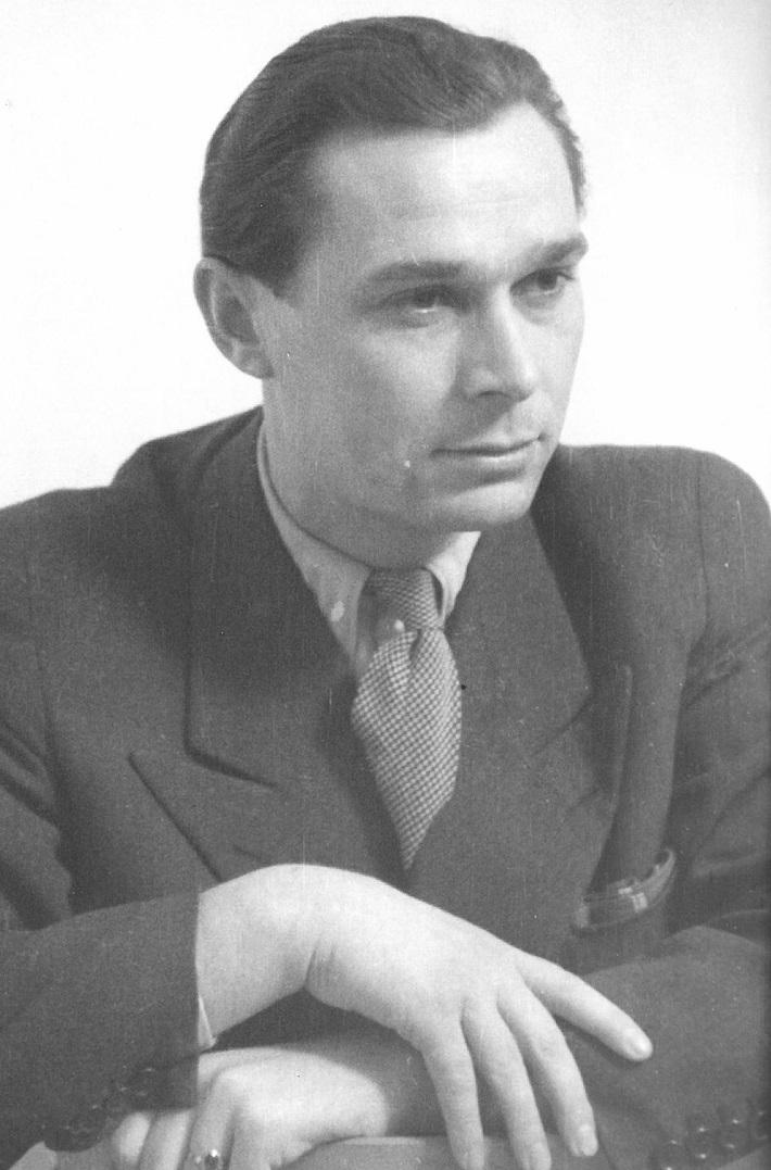 Belo Turba, (1914 – 1980), foto: Archív DÚ