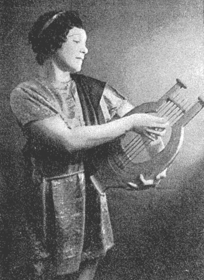 Ch. W. Gluck Orfeus a Eurydika, Delmar Rose (Orfeus)