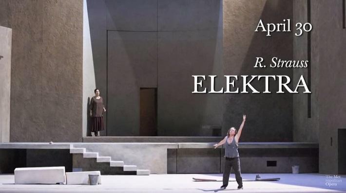 Elektra, Metropolitná opera New York
