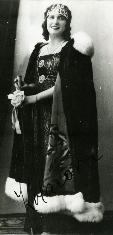 G. Puccini: Tosca, Máša Kolárová (Floria Tosca), foto: Archív DÚ