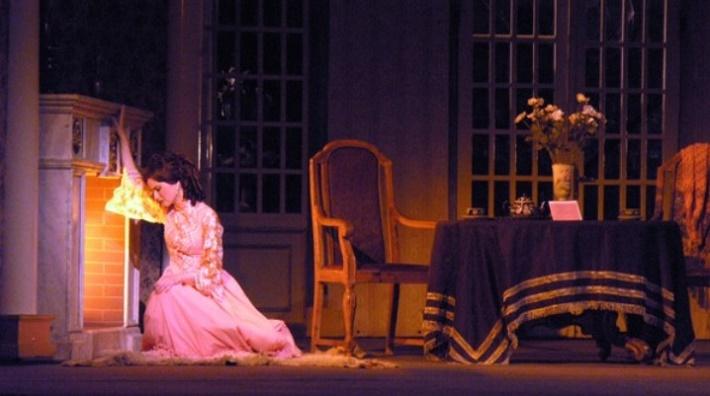 G. Verdi La traviata, opera ŠD Košice, foto: ŠDKE