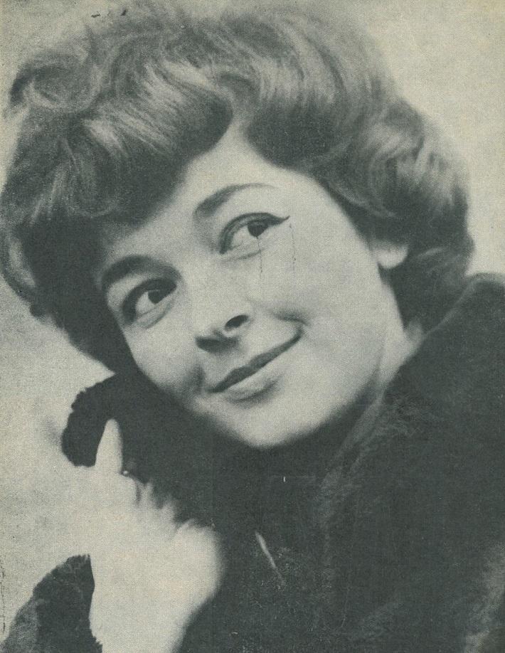 Jarmila Vašicová, (1935 – 1996), foto: Archív DÚ