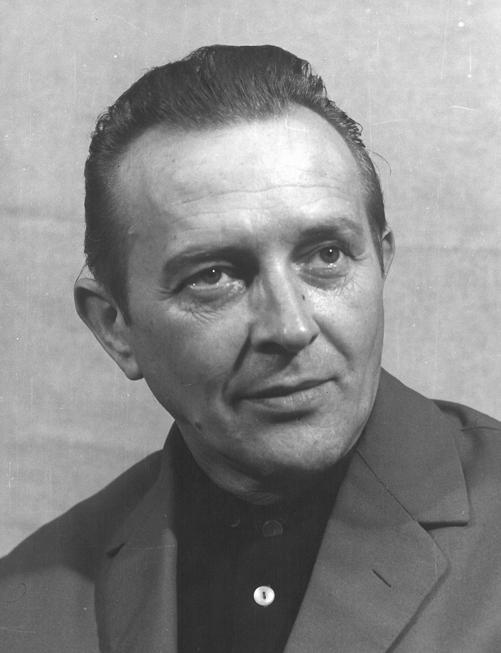 Jozef Hatok, (1920 – 1973), foto: Archív DÚ