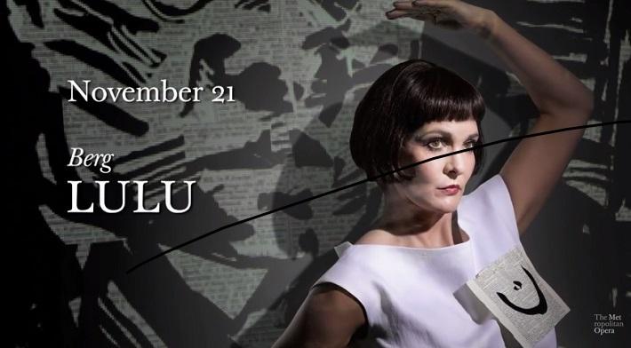 Lulu, Metropolitná opera New York