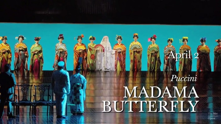 Madama Butterfly, Metropolitná opera New York