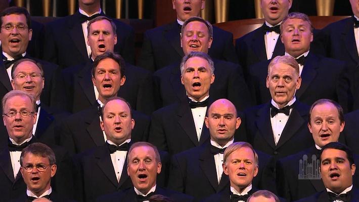 Muži sú častokrát súčasťou čisto mužského zboru, inak bývajú v zbore takmer vždy v menšine, ilustračné foto