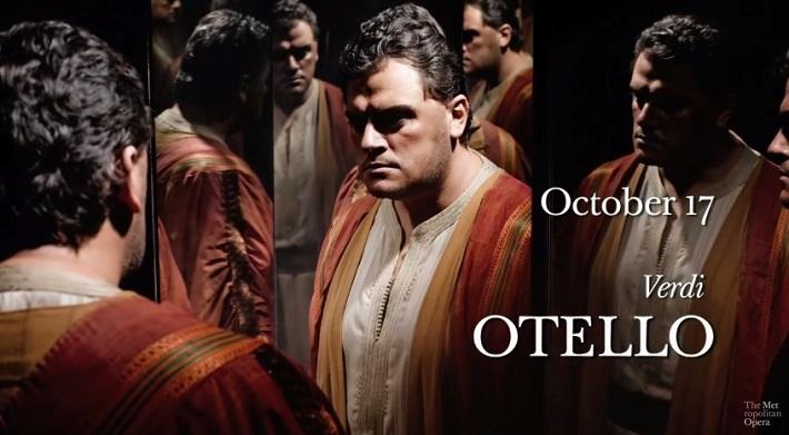 Otello, Metropolitná opera New York